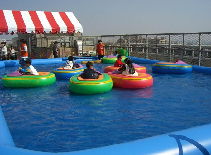 Buying Water Bumper Boats.