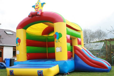 Can A Bounce House Help With A Party Rental Business?