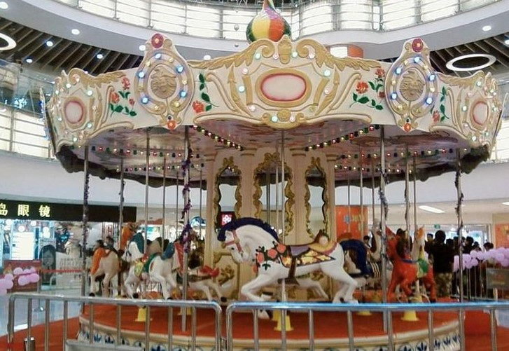 Do You Collect Vintage Carousel Horses?