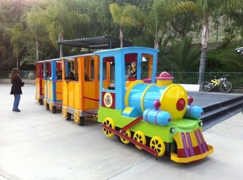 Finding A Great Party Train For A Childs Birthday Party