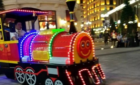 Finding A Great Price On A Tourist Train For Sale