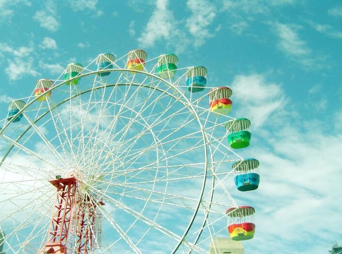 Finding Seats For Sale For A Ferris Wheel