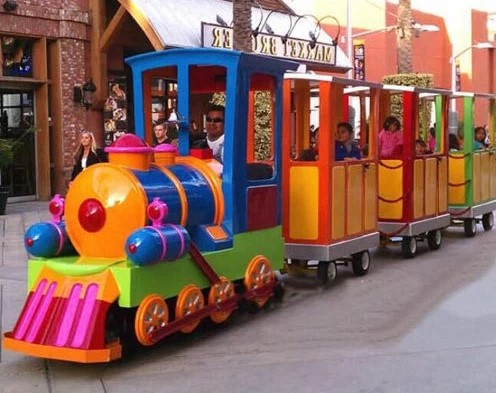 Finding Trackless Trains For Sale In Your Area