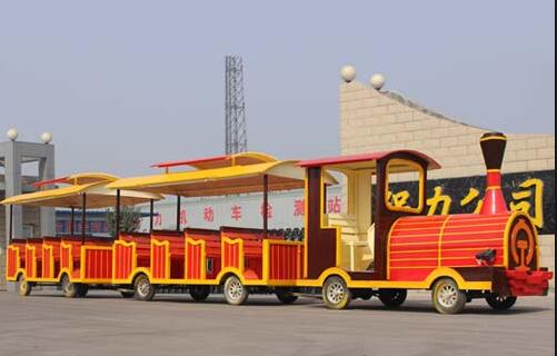 How To Find The Best Amusement Park Train Manufacturer For Your Needs