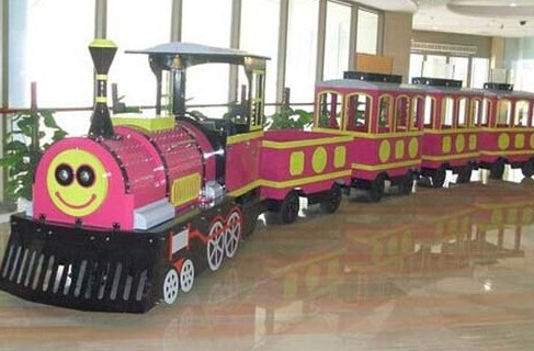 Information On Mall Trains
