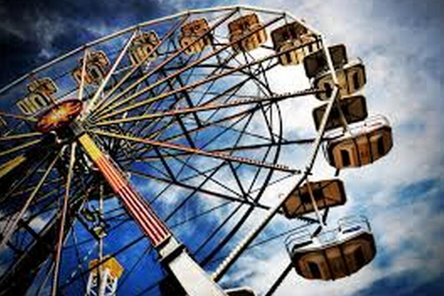 Invention Of The Ferris Wheel