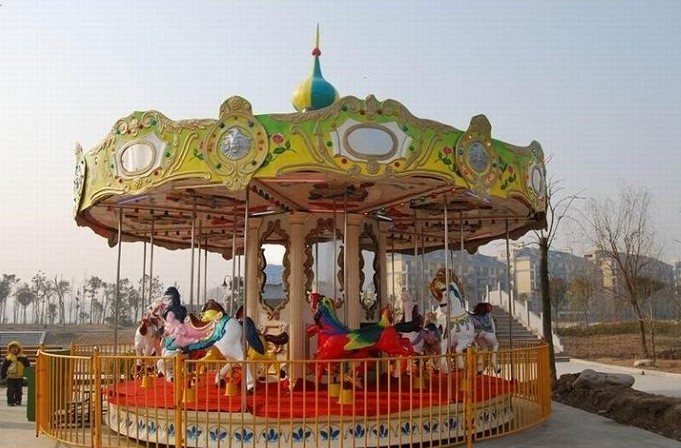 Key Tips On Buying A High Performance Carousel Ride