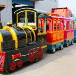 Quality Trackless Train For Sale