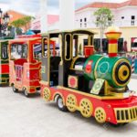 Reasons Kids Like Amusement Park Trains