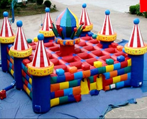 Reasons Why People Like The Inflatable Maze