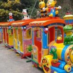 Safe Train Rides For Kids