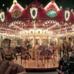 The Popular Carousel Ride