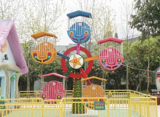 Tips For Purchasing The Perfect Mini Ferris Wheel Park Ride