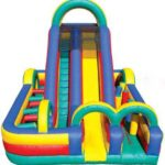 Tips On How To Select The Right Inflatable Obstacle Course