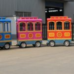 Tips To Buy The Best Kid's Electric Trackless Train Ride