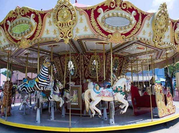Tips for you when choosing antique carousel for sale.