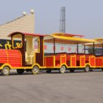 What Are The Applications Of Trackless Trains
