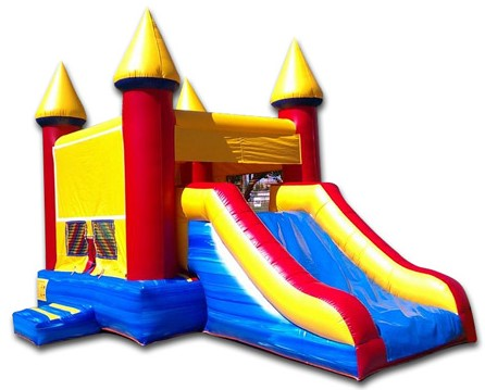 What Should Come With A Bounce House And Slide Combo