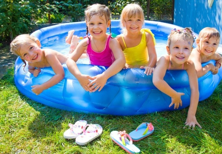 What To Look For In An Inflatable Swimming Pool For Kids