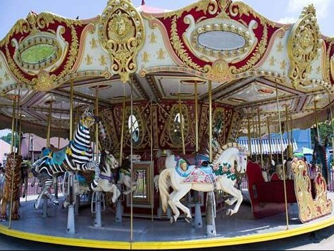 Where Can You Buy Carousel Horses?