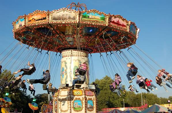 Where To Buy Carnival Swing Rides For Your Amusement Park