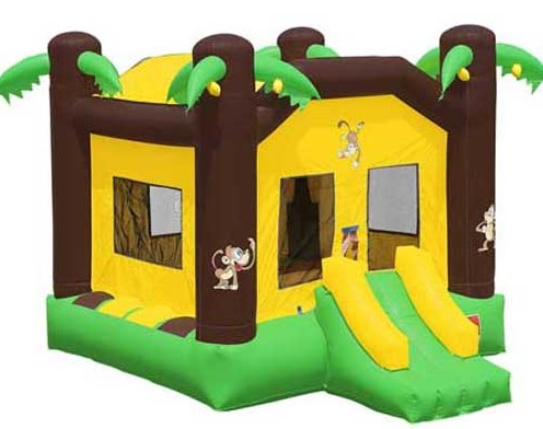 Where To Find A Professional Manufacturer Of Commercial Grade Bounce House Info