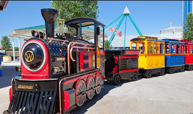 Where You Can Purchase Circus Train Rides For Your Park
