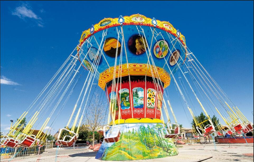 Which Carnival Swing Ride Is More Popular Today