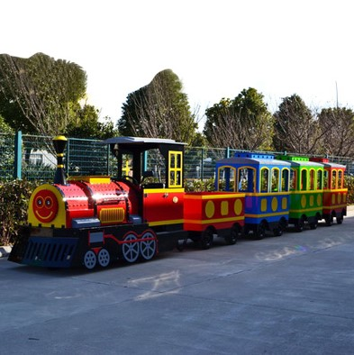 Why All Ages Love To Rise Amusement Park Trains