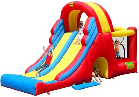 Why Are Bouncy Castles So Popular In The 21st Century?