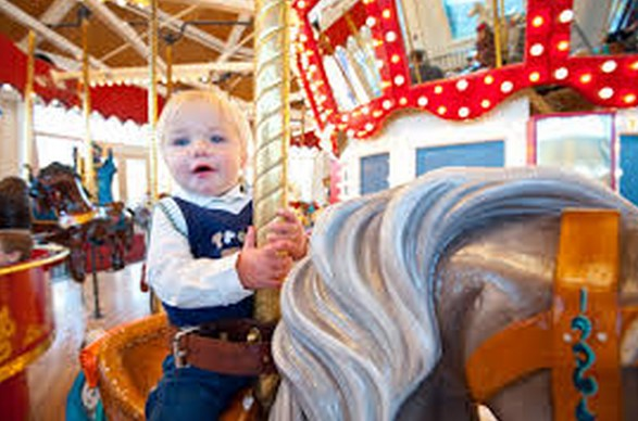 Why Carousel Rides Remain The Ultimate Birthday Present For Kids