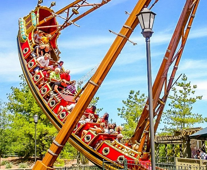 Why Kids And Adults Love The Pirate Ship Ride