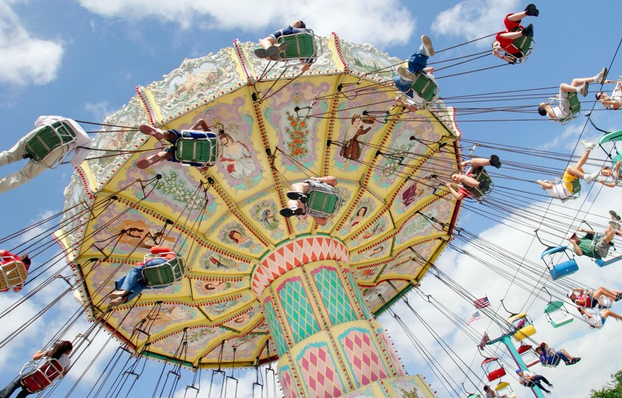 Why People Love Thrill Rides Across The World
