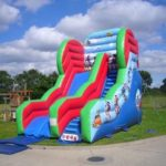 Why Should You Choose A Commercial Grade Inflatable Water Slide For Your Business?