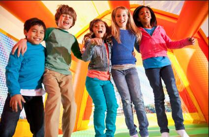 Why The Latest Commercial Bounce Houses Will Make Your Next Party A Splashing Success