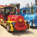 Why Trackless Trains Are So Popular With Children Today