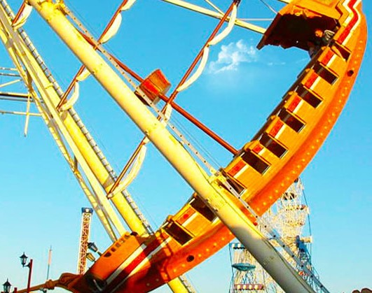 Why You Need A Pirate Ship And Giant Frisbee Ride In Your Park