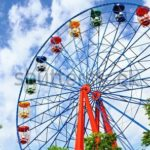 You Need A Giant Ferris Wheel Ride For Your Amusement Park
