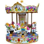 The Advantages Of Operating A Mini Carousel