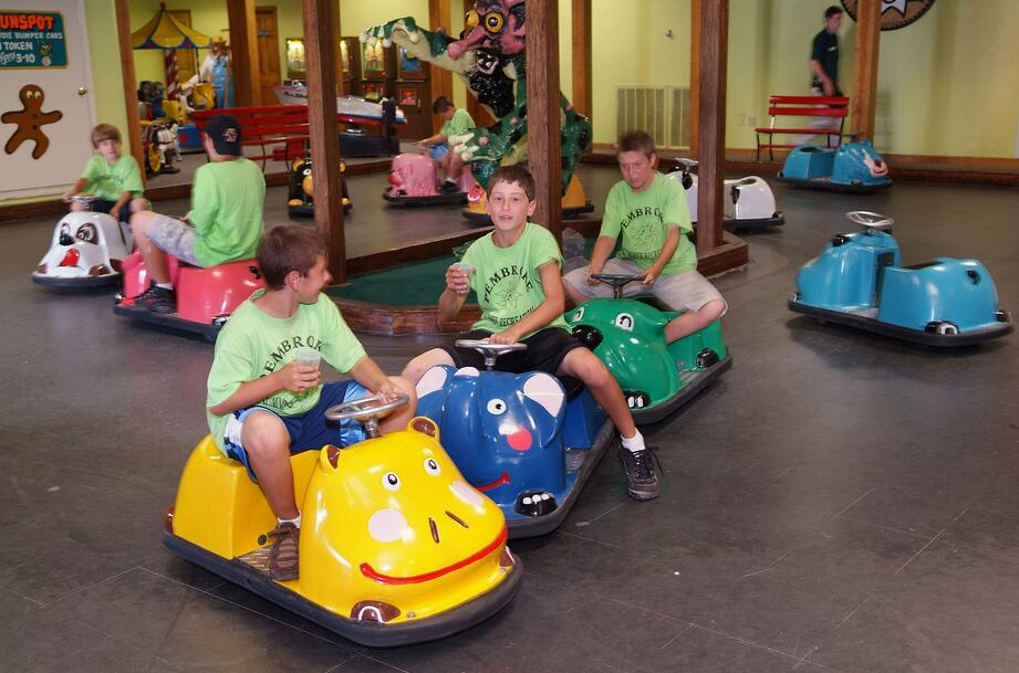 Bumper Car Rides For Kids