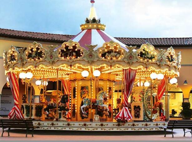 Find Christmas Carousel For Sale