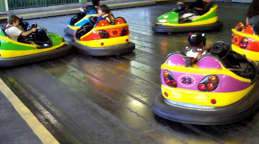 Finding The Best Bumper Car Manufacturers in China For Your Quality Equipment