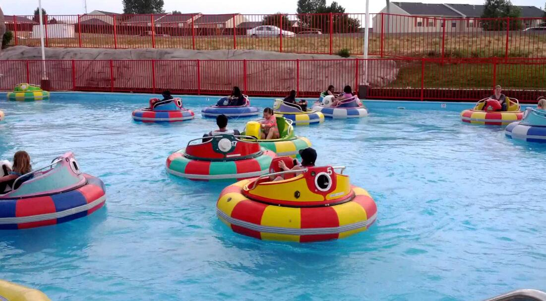Increase Fun And Profits With Bumper Boats