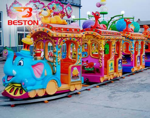 Make Money From Carnival Train Rides