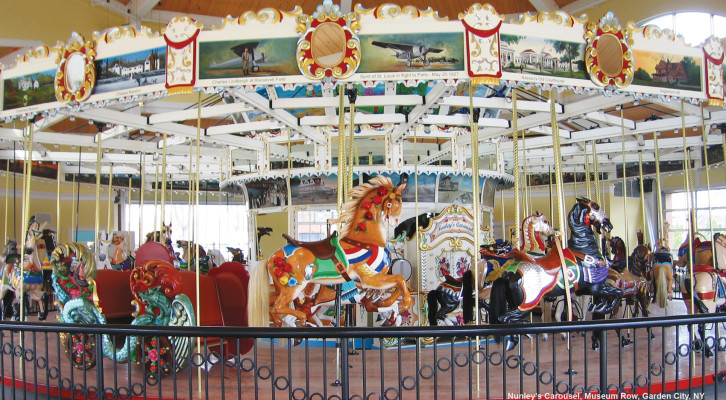 3 Top Carousels To Enjoy In New York