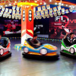 Choosing Electric Bumper Cars For Theme Parks