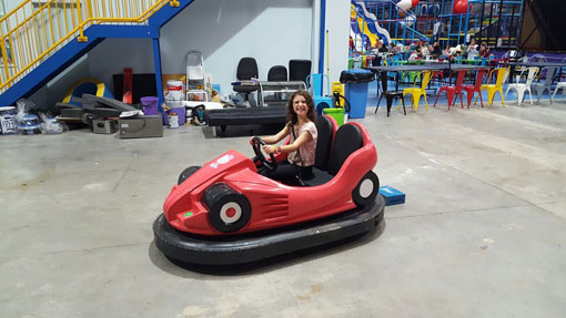 Reasons To Use New Ground Net Electric Bumper Cars