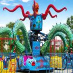 Choosing From The Best Rotary Octopus Rides For Sale